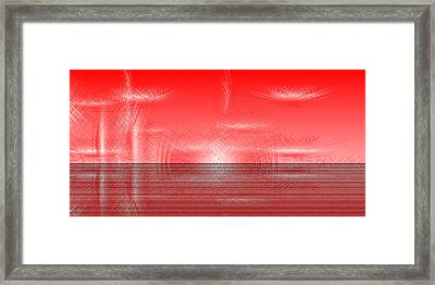 L24-86 Framed Print