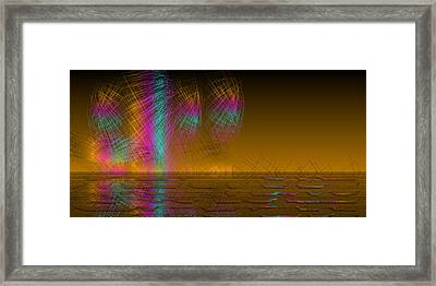L26-49 Framed Print