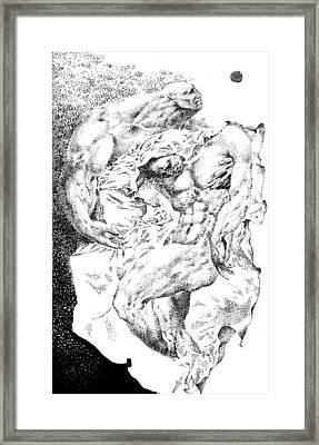 La 3 Framed Print