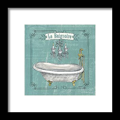 Wash Basins Framed Prints