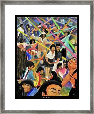 La Bamba Framed Print