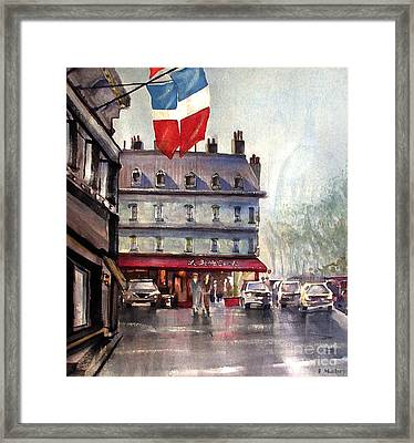 La Belle Epoch Framed Print