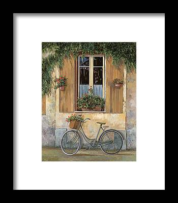 Window Framed Prints