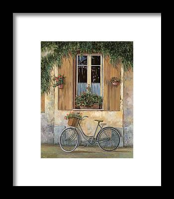 Street Scenes Framed Prints