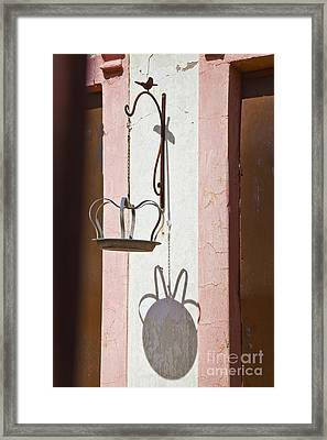 Framed Print featuring the photograph The Crown by Chris Dutton