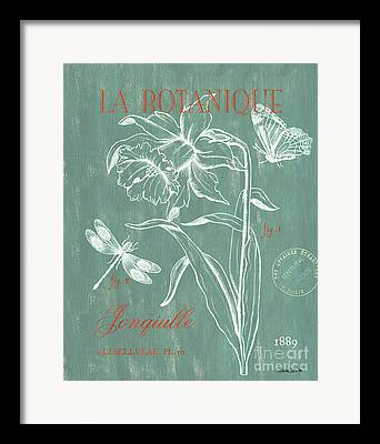 Daffodils Drawings Framed Prints