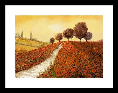 Landscape Framed Prints