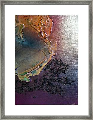 La Demoiselle 1 Framed Print by Chantal Pinosch