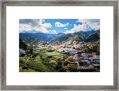 La Gomera Framed Print by Juergen Klust