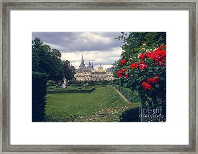 La Granja Palace Framed Print by Bob Phillips
