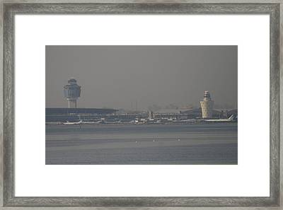 La Guardia From The Bronx Framed Print