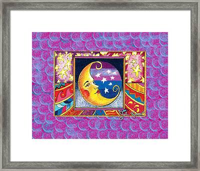 La Luna 1 Framed Print by John Keaton