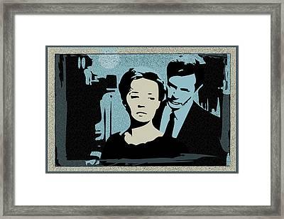 La Notte Framed Print