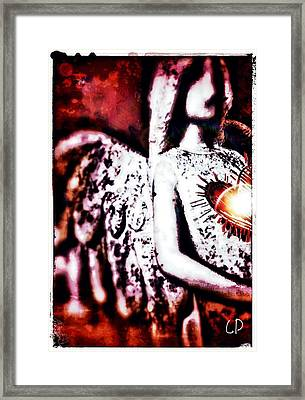 La Passion Framed Print