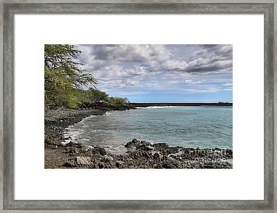 La Perouse Bay Framed Print by DJ Florek