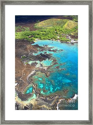 La Perouse Bay Framed Print by Ron Dahlquist - Printscapes