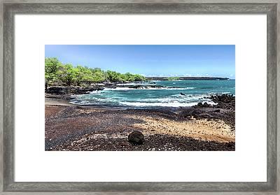 La Perouse Bay Framed Print by Susan Rissi Tregoning