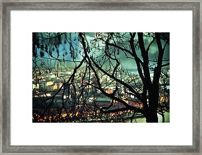 La Perte Framed Print