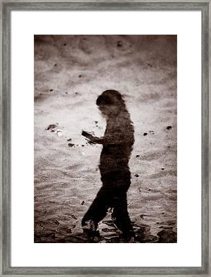 La Poeta Framed Print