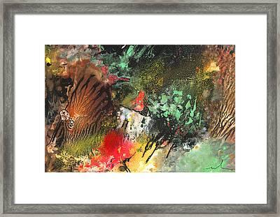 La Provence 09 Framed Print by Miki De Goodaboom