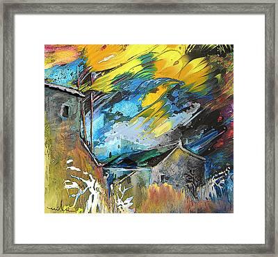La Provence 20 Framed Print by Miki De Goodaboom