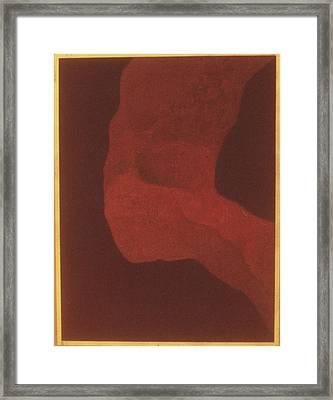 La Reine De Saba Framed Print by James LeGros