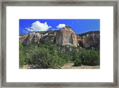 La Ventana Arch Framed Print by Gary Kaylor