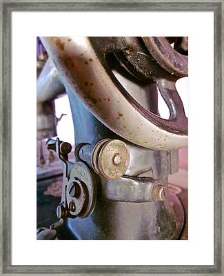 Labor Of Love Framed Print by Gwyn Newcombe