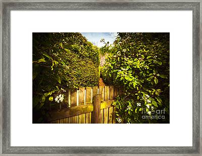 Labyrinth Wrong Turn Framed Print by Jorgo Photography - Wall Art Gallery