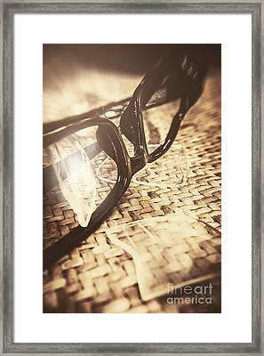 Lacking Foresight Framed Print by Jorgo Photography - Wall Art Gallery