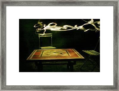 Lacoste Framed Print