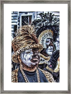 Ladies Of Zulu 2008 Framed Print by Jerome Holmes