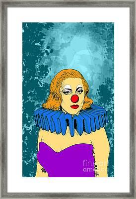 Lady Gaga 1 Framed Print