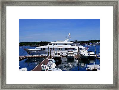 Lady Gayle Marie 2 Framed Print by Lois Lepisto