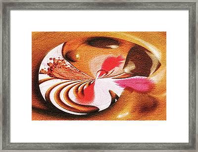 Lady Godiva Framed Print by Paula Ayers
