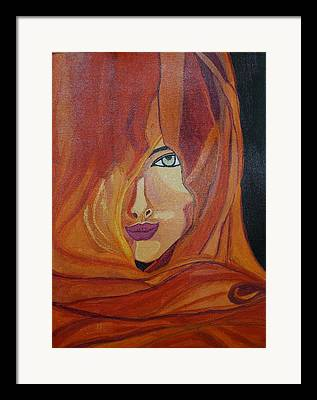 Shweta Singh Framed Prints