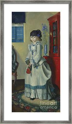 Lady Jean, 1924 Framed Print
