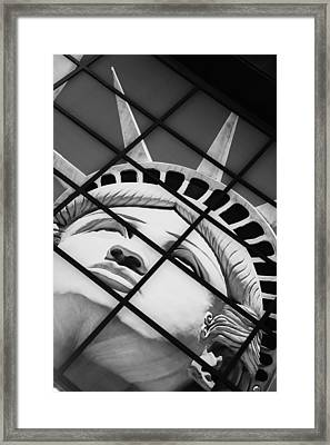 Framed Print featuring the photograph Lady Of The House by Bobby Villapando