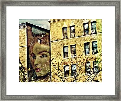 Lady Of The House Framed Print by Sarah Loft