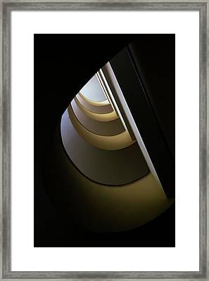Laescalerademiabuela 2 Framed Print