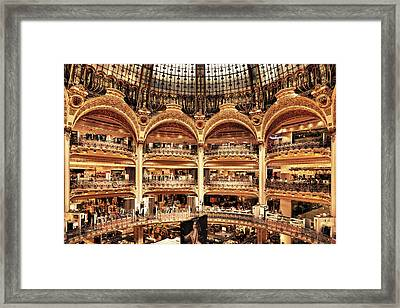 Framed Print featuring the photograph Lafayette by Stefan Nielsen