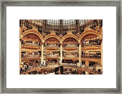 Lafayette Framed Print by Stefan Nielsen