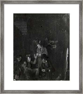 Lafitte Brothers Framed Print