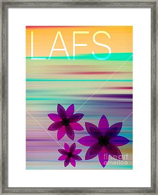 Lafs Framed Print by Horacio Martinez