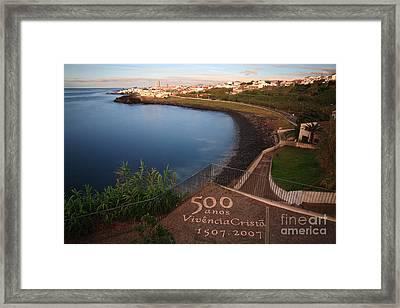 Lagoa - Azores Framed Print by Gaspar Avila