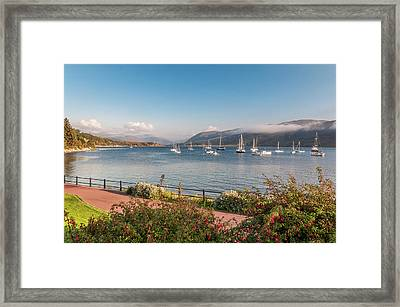 Gulf Of  Ullapool  - Photo Framed Print
