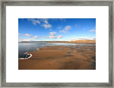 Lahinch View Framed Print by John Quinn