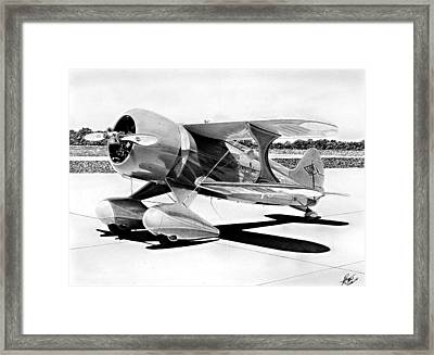 Laird Super Solution Framed Print by Lyle Brown