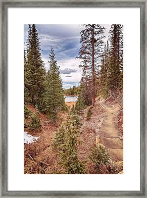 Lake Irene 2 Framed Print