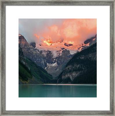 Lake Louise 1 Framed Print